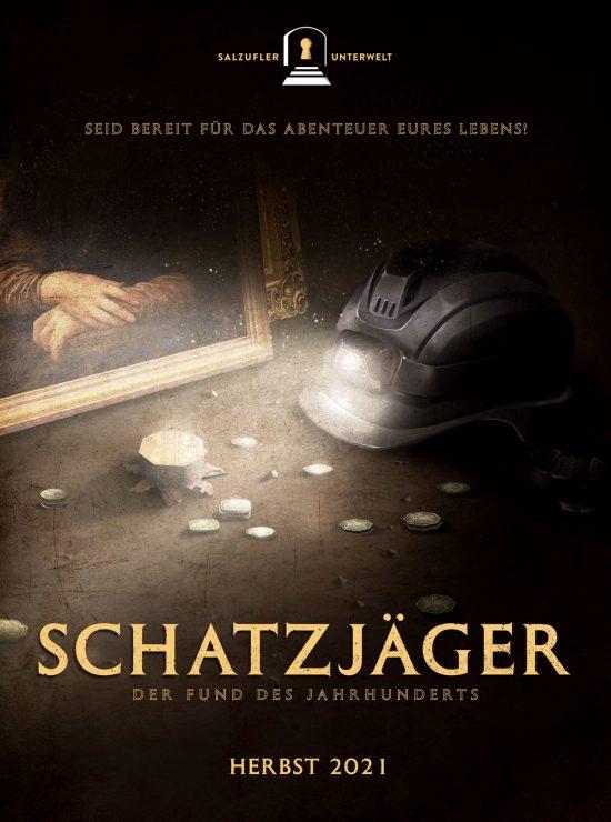 Cover Escape Spiel: Schatzjäger – Der Fund des Jahrhunderts