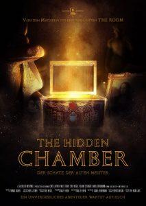 Plakat The Hidden Chamber