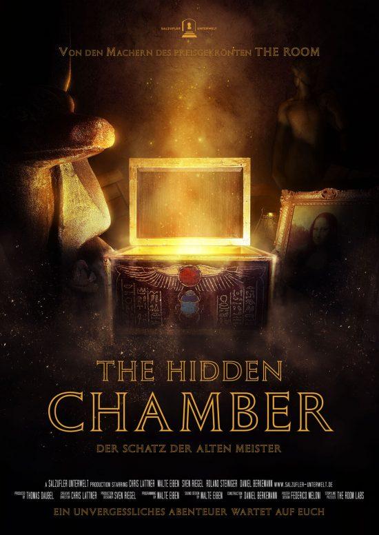 The Hidden Chamber Poster