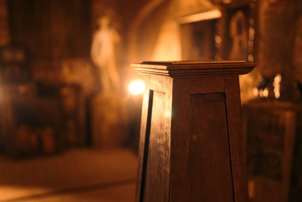 Foto aus dem Escape Room The Hidden Chamber